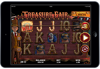 Treasure Fair screenshot