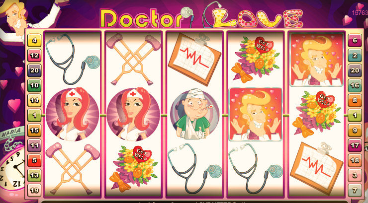 Doctor Love Slot Game at 777 Casino