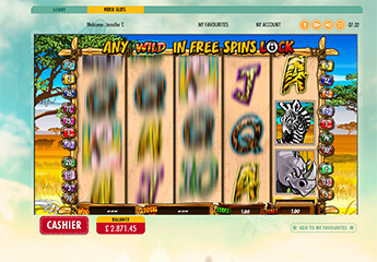 Wild Gambler screenshot #2