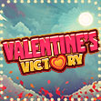 Valentine's Victory Slots at 777 Casino
