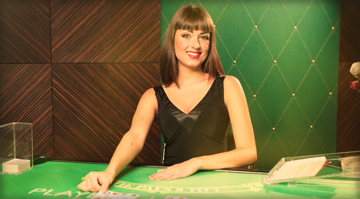 Live Baccarat Main Image