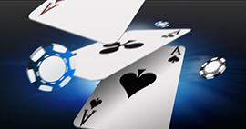 Reklame poker turneringsbanner