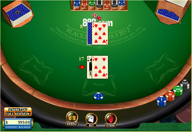 blackjack spielen download