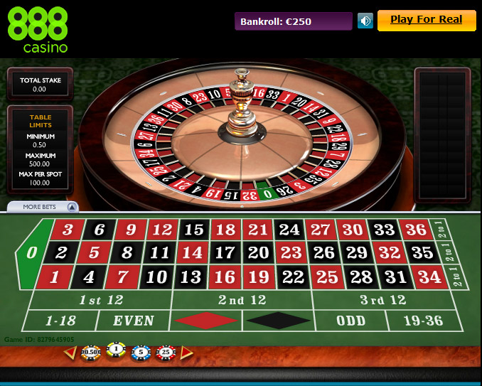 real casino roulette tricks