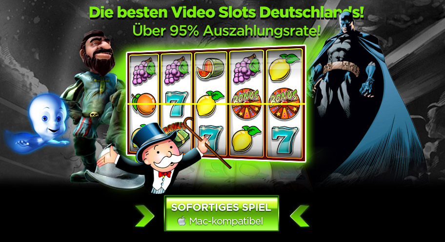 video slots online spilen gratis