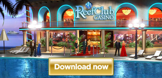 reef club casino download