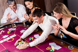 online poker community