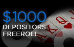 Depositors Freerolls 