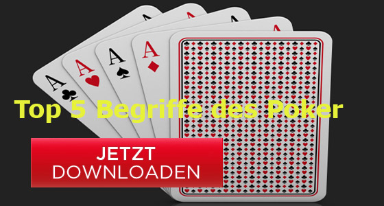 Glossar der Casino-Begriffe - V OnlineCasino Deutschland