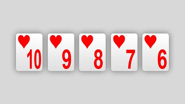 poker hand reihenfolge