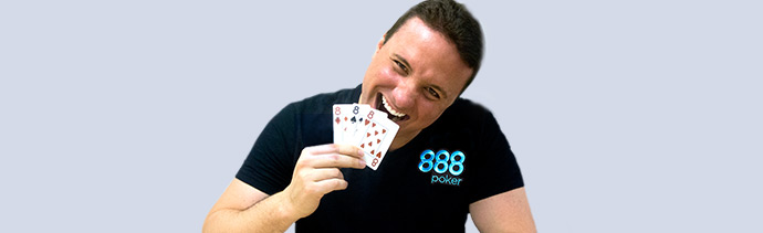 888poker Ambassador: Bruno Foster Politano