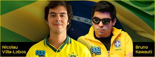 888poker BR Team