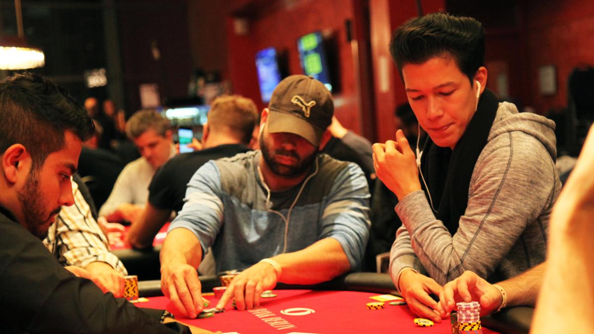 Poker de dos personas