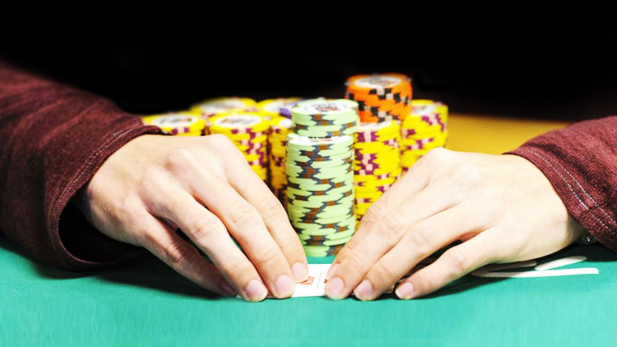 Blinds poker heads up