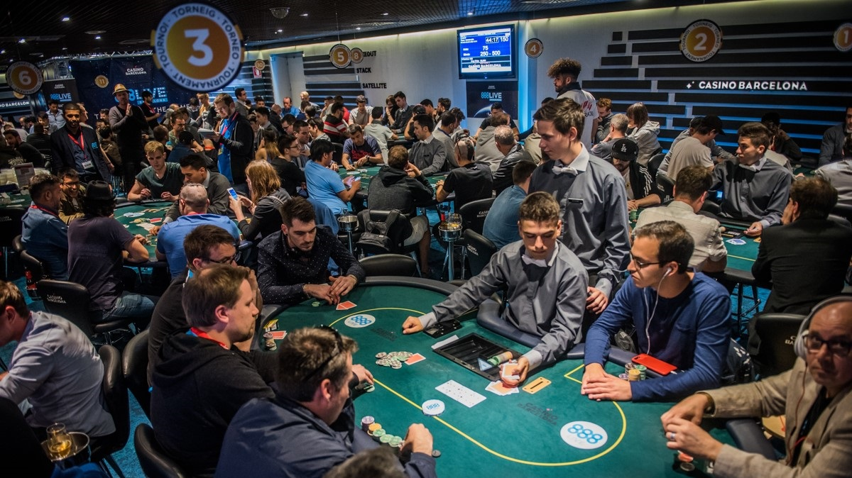 Live Poker Tournaments Exclusive Coverage By 888poker