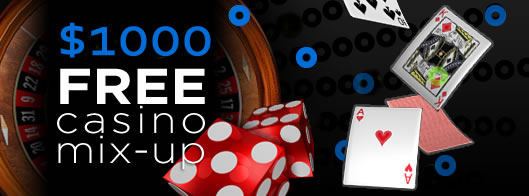 888 poker 1000 casino mix up