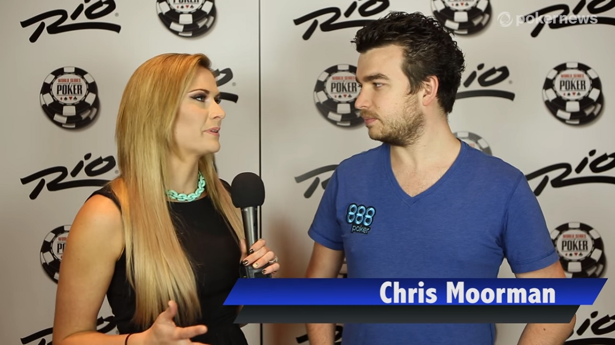 Chris Moorman 888poker