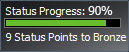Rewards Progress Bar