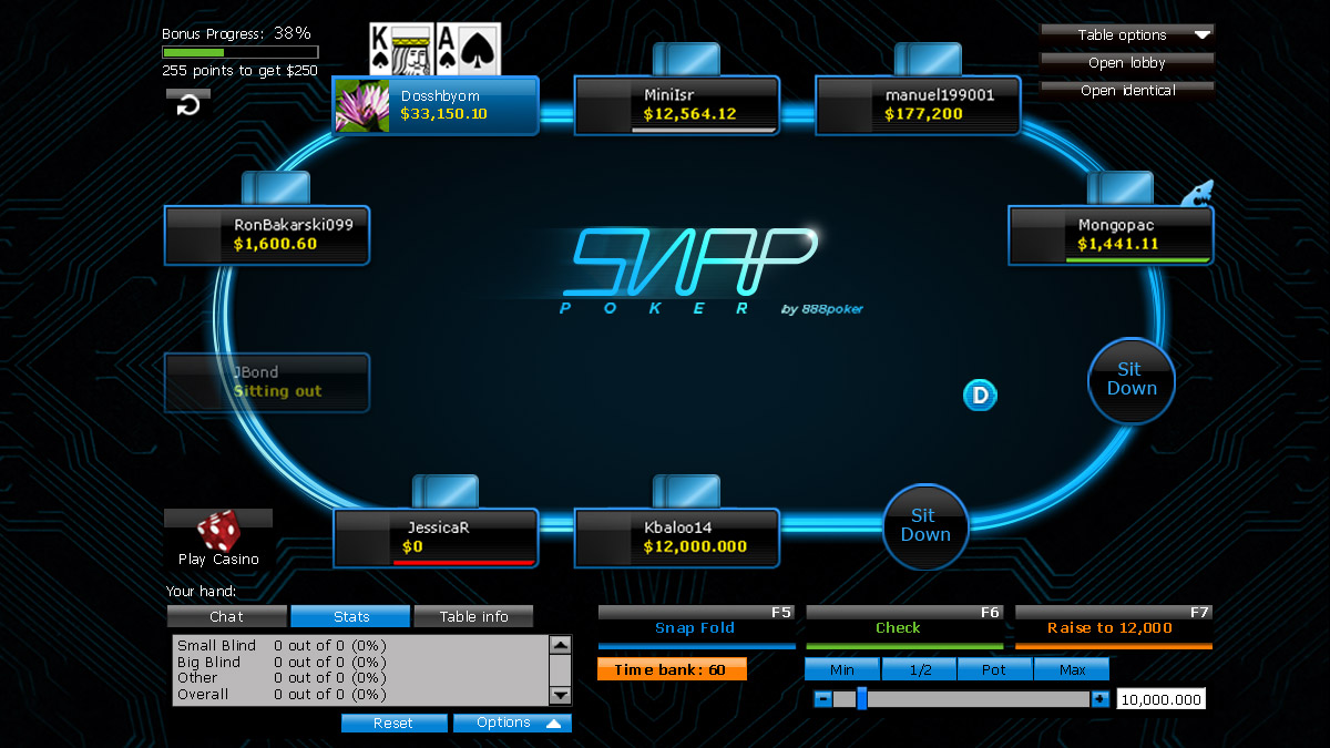 888 poker league south australia