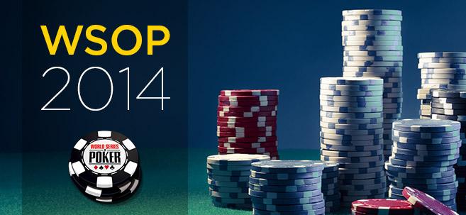 WSOP 2014