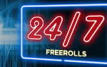 Freeroll every day