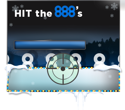 Different holiday at 888 poker