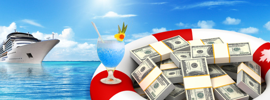 Ganhe um CPT Super Cruise de $5.000 no Caribe