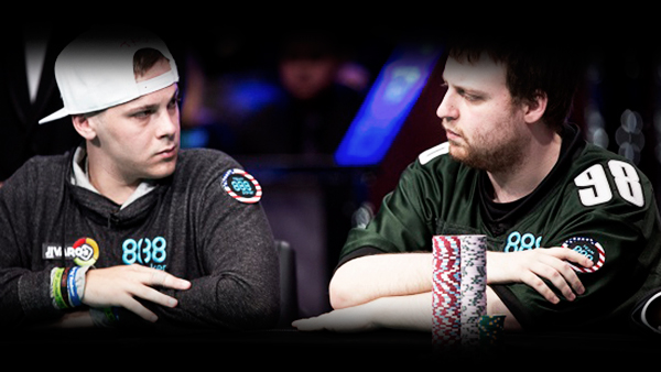 WSOP Domination for Joe McKeehen