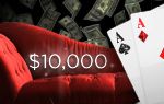 Loyalty pays. Win a share of $10k in the VIP Freeroll every month!