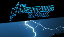 The Lightning - 6 Max tournament