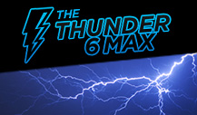 The Thunder - 6 Max tournament