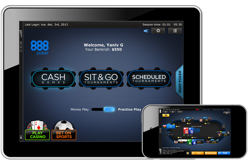 mobile casino on iphone