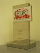 EGR Awards Tropy
