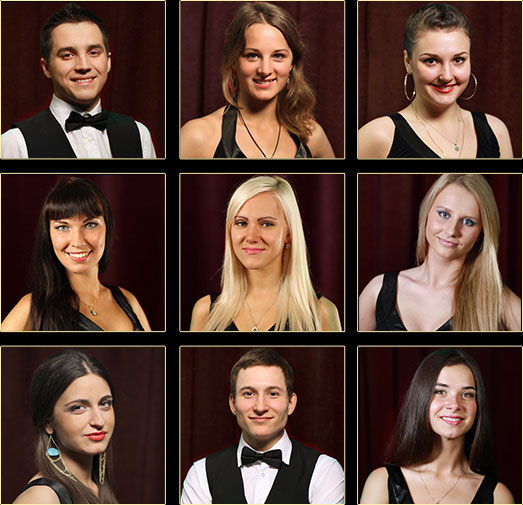 Meet the dealers of 888 Live Casino