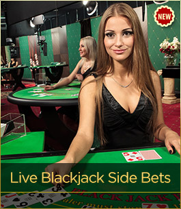 Get more information about Live Blackjack Side Bets