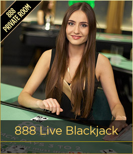 Play 888 Live Blackjack