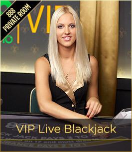 Play VIP Live Blackjack