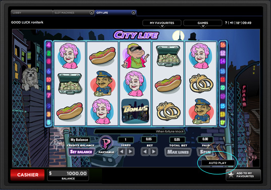 New 888casino wide screen games