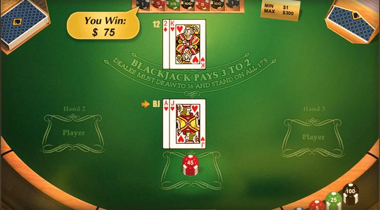 Spielen Sie Online-Blackjack | Spinit