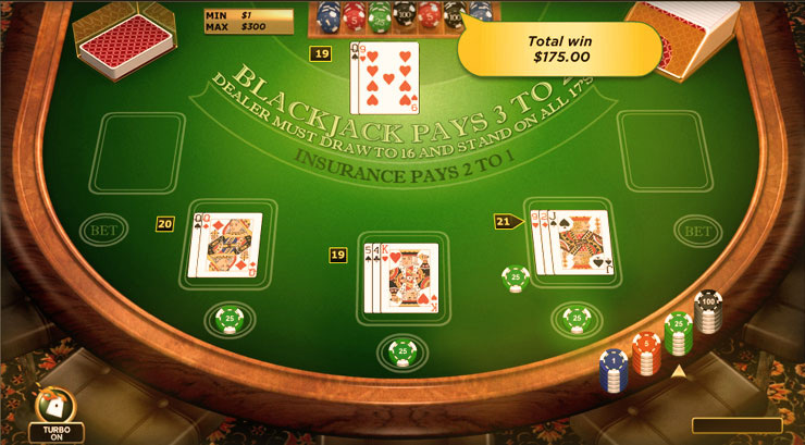 888 Casino Blackjack Jackpot 777