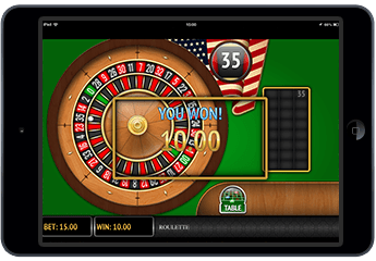 roulette 777 online game