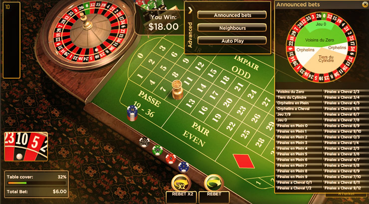 online casino french