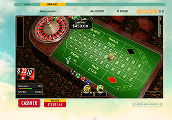 French Roulette Screenshot #2