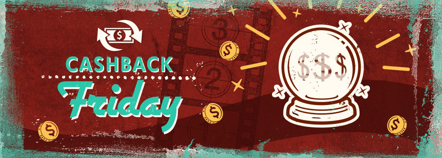 777 Cashback Friday main image