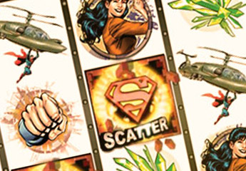 Superman Slot Screenshot #2
