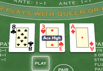 Triple Card Poker Play Online At 777