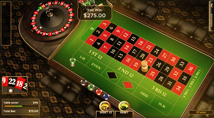 Casino Free Roulette Online