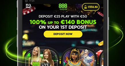 Депозит в 888 казино список казино на реальные деньги