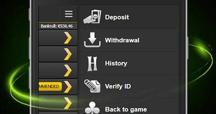 888 Casino Hauptlobby