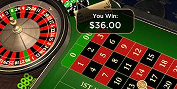 888 Casino Roulette Mobile